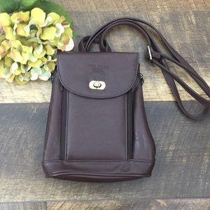 Handbags - Brown crossbody purse NWOT